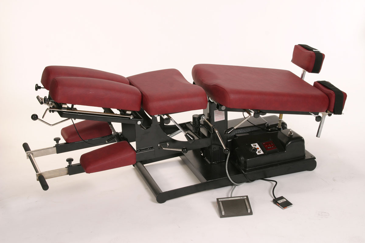 phillips chiropractic tables titan 7 series automatic. Black Bedroom Furniture Sets. Home Design Ideas
