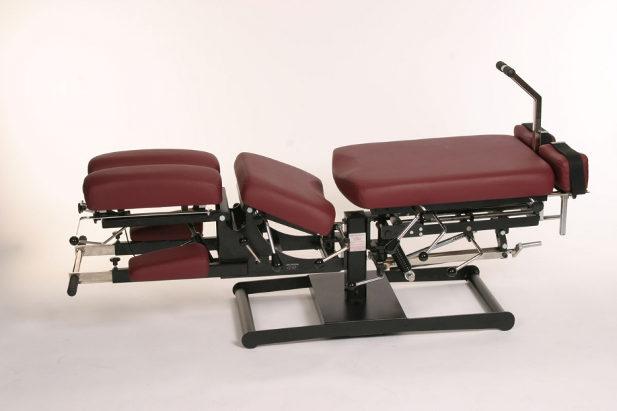Phillips Chiropractic Tables Titan 5 Series Manual Flexion